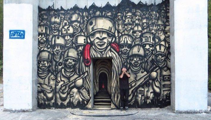 3VETRO | Street Art? Ecco cosa ne penso